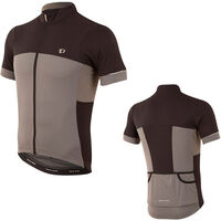 Pearl Izumi Men's, Elite Escape Jersey, Black/Smoked Pearl