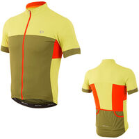Pearl Izumi Men's, Elite Escape Jersey, Citron/Avocado
