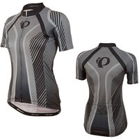 Pearl Izumi Women's, Elite Pursuit Ltd Jersey, Smoked Pearl Whirl