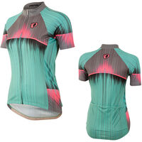 Pearl Izumi Women's, Elite Pursuit Ltd Jersey, Vaporize Atlantis