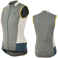 Pearl Izumi Women's, Select Escape SL Jersey, Grey/Blue Steel
