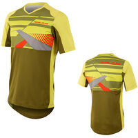 Pearl Izumi Men's, Launch Jersey, Citron/Avocado