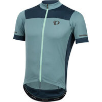 Pearl Izumi Men's ELITE Escape Semi Form Jersey Port/Atomic Red