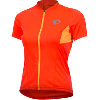 Pearl Izumi Women's SELECT Pursuit SS Jersey Fiery Coral/Orange Pop