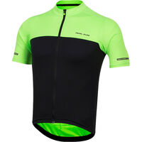 Pearl Izumi Men's Charge Jersey, Screaming Green/Black