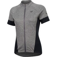 Pearl Izumi Women's SELECT Escape Jersey, Smoked Pearl/Black