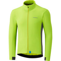 Shimano Men's Wind Jersey, Neon Yellow